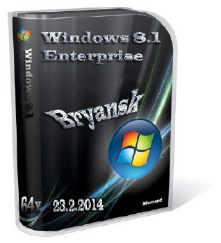 Windows 8.1 Enterprise x64 Bryansk 23.02.14