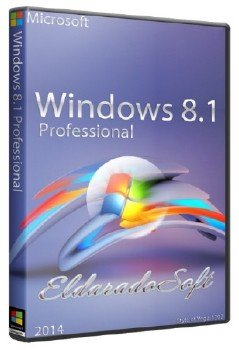 Windows 8.1 Professional by ELdaradoSoft (x86) (2014) [Rus]
