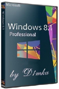 Windows 8.1 Pro Vl x64 by D1mka v3.1