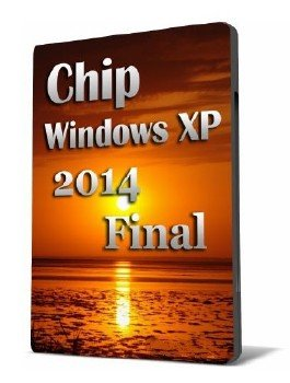 Chip XP 2014 Final DVD