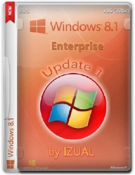Windows 8.1 Enterprise by IZUAL Maximum v18.07.2014
