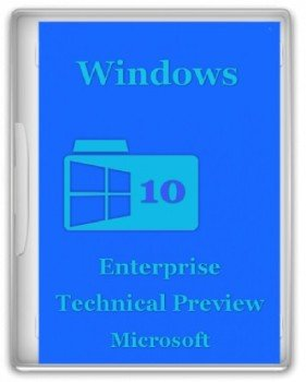 Win 10 Technical Preview for Enterprise x64 by 43 Region.