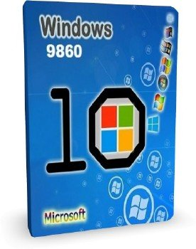 Microsoft Windows Technical Preview (Pro) 6.4.9860 x86-x64 EN-RU Full