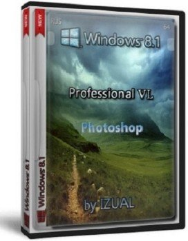 Windows 8.1 Pro vl x64 & Adobe Photoshop CC 2014.2.0 Final IZUAL v23.10.14