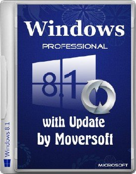 Windows 8.1 Pro with update x64 MoverSoft 11.2014 6.3.9600 [Ru]