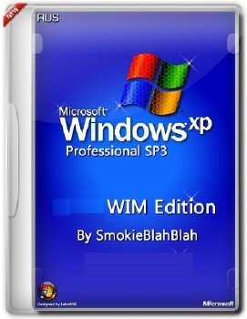 Windows XP SP3 WIM Edition by SmokieBlahBlah 30.11.14 [Ru]