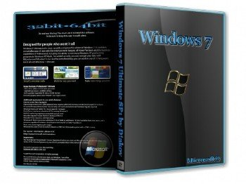 Windows 7 Ultimate SP1 by D!akov®