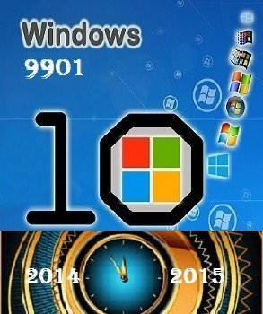 Microsoft Windows Technical Preview 10.0.9901 x64 EN-US End-2014