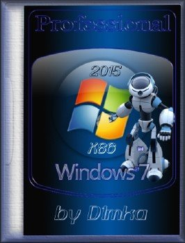 Windows 7 Professional SP1 by D1mka x86 v25.02.2015