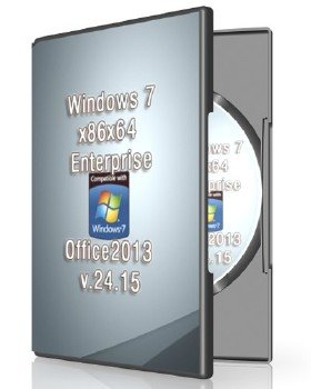 Windows 7 x86x64 Enterprise Office2013 v.24.15