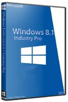 Windows Embedded 8.1 Industry Pro x32 x64 Office 2013 StartSoft 36-37 2015 [Ru]