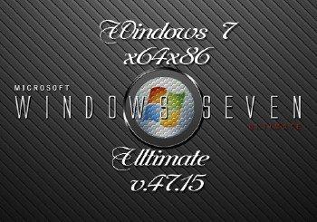 Windows 7 home premium sp1 x86/x64 minilite v. 7. 17 by naifle.