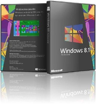 Windows 8.1 pro_x-32 и x-64_bit ; 22.07.2015