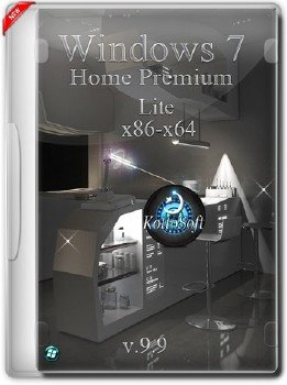Windows 7x86-x64 Home Premium mini KottoSOFT v.9.9