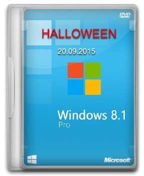 Windows 8.1 Professional HALLOWEEN by novik