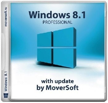Windows 8.1 Pro with update x86/x64 MoverSoft 10.2015 6.3.9600 [Multi/Ru]