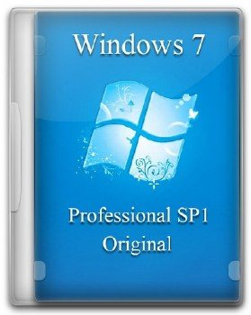 Windows 7 SP1 Professional Ru with IE11 + Upd 15.8.20 (x86/x64)by sanchel.77