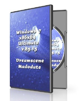 Windows 7x86x64 Ultimate v.85.15