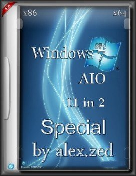 Windows 7 SP1 Special 11in2 by alex.zed