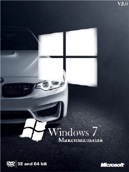 Windows 7 Максимальная SP1 (x86-x64) by SLO94