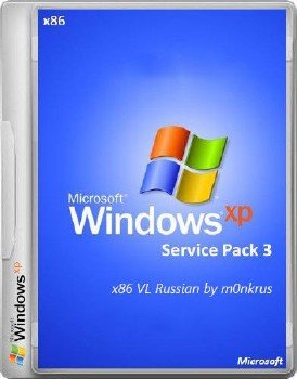 Windows XP Professional SP3 x86 VL Russian by m0nkrus 13.0
