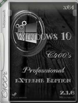 Windows 10 eXtreme Edition 2.1.6 by C400's