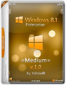 Windows 8.1 Enterprise =Medium= by yahooIII v.1