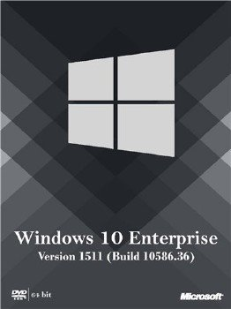 Windows 10 Enterprise 10586 by Encoder