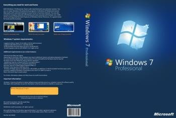 Windows 7 Professional x86 & x64 Game OS 1.7 by CUTA