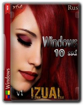 Windows 10 Professional 10.0.14393 Version 1607 - VLSC by IZUAL v.1.0