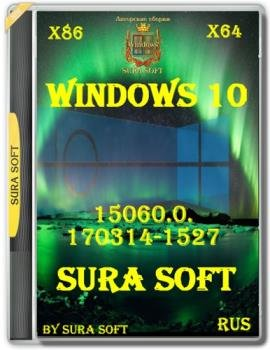 Windows 10 Insider Preview 15060.0.170314-1527.RS2 by SURA SOFT 10in1 x86 x64 (RU-RU)