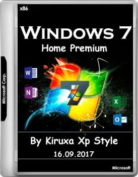 Windows 7 Home Premium x32 Xp Style by Kiruxa