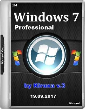 Windows 7 Professional x64 by Kiruxa для Pro-Windows.net