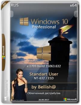 Windows 10 Pro NT-632 Standart-User (x64)