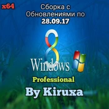 Windows 8.1 Professional x64 by Kiruxa
