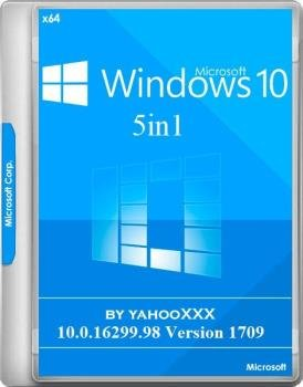 Сборка Windows 10 10.0.16299.98 Version 1709 Ru [01.12.2017]