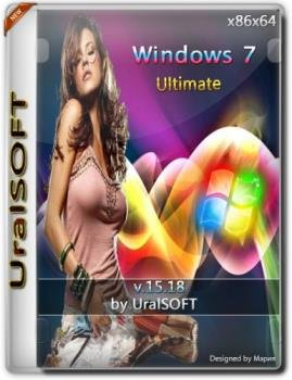 Windows 7x86x64 Максимальная (Uralsoft)