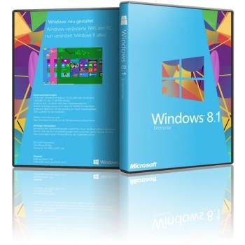 Windows 8.1 Enterprise x64 RUS v.27.03.18 Aspro