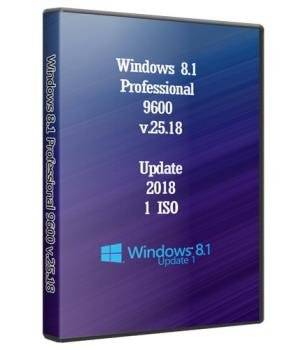 Windows 8.1 Professional 9600 (Uralsoft)