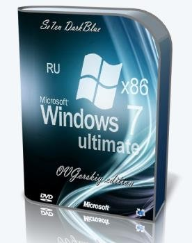 Windows® 7 Ultimate Ru x86 SP1 7DB by OVGorskiy® 04.2018