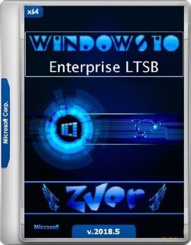 Zver Windows 10 Enterprise LTSB x64 v2018.5