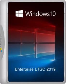 Windows 10 Enterprise LTSC 2019 17763.1 Version 1809 x86/x64 [2in1] DVD