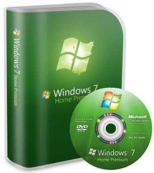 Windows 7 Home Premium (x64) (Ru) [21/01/2019] (Образ Acronis)