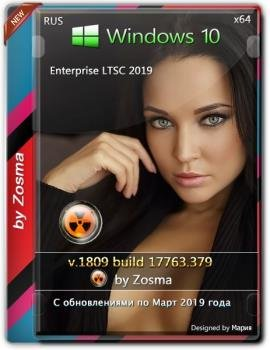 Windows 10 Enterprise LTSC x64 by Zosma (22.03.2019)