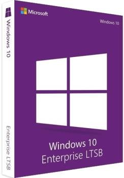 Windows 10 Enterprise LTSB 2016 x64 En+Ru+Uk v19.08 by Semit