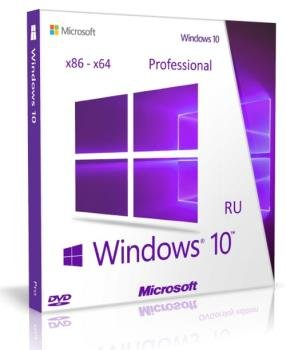 Windows 10x86x64 Pro (1903) 18362.387 by Uralsoft