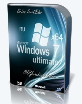 Windows® 7 Ultimate Ru x64 SP1 7DB by OVGorskiy® 02.2020