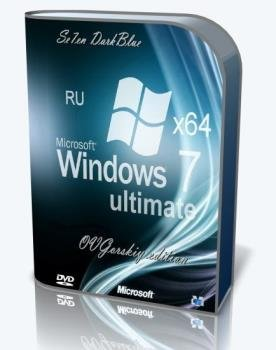 Windows® 7 Ultimate Русская x64 SP1 7DB by OVGorskiy® 07.2020